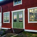 Renovering Olsgårds Loge