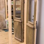Renoverade Gamla Dörrar