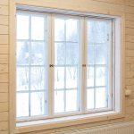 Nytillverkade Traditionella Innanfönster